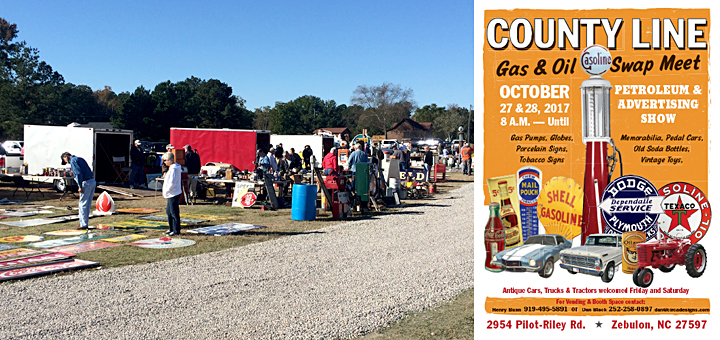 County Line Gas Swap Meet